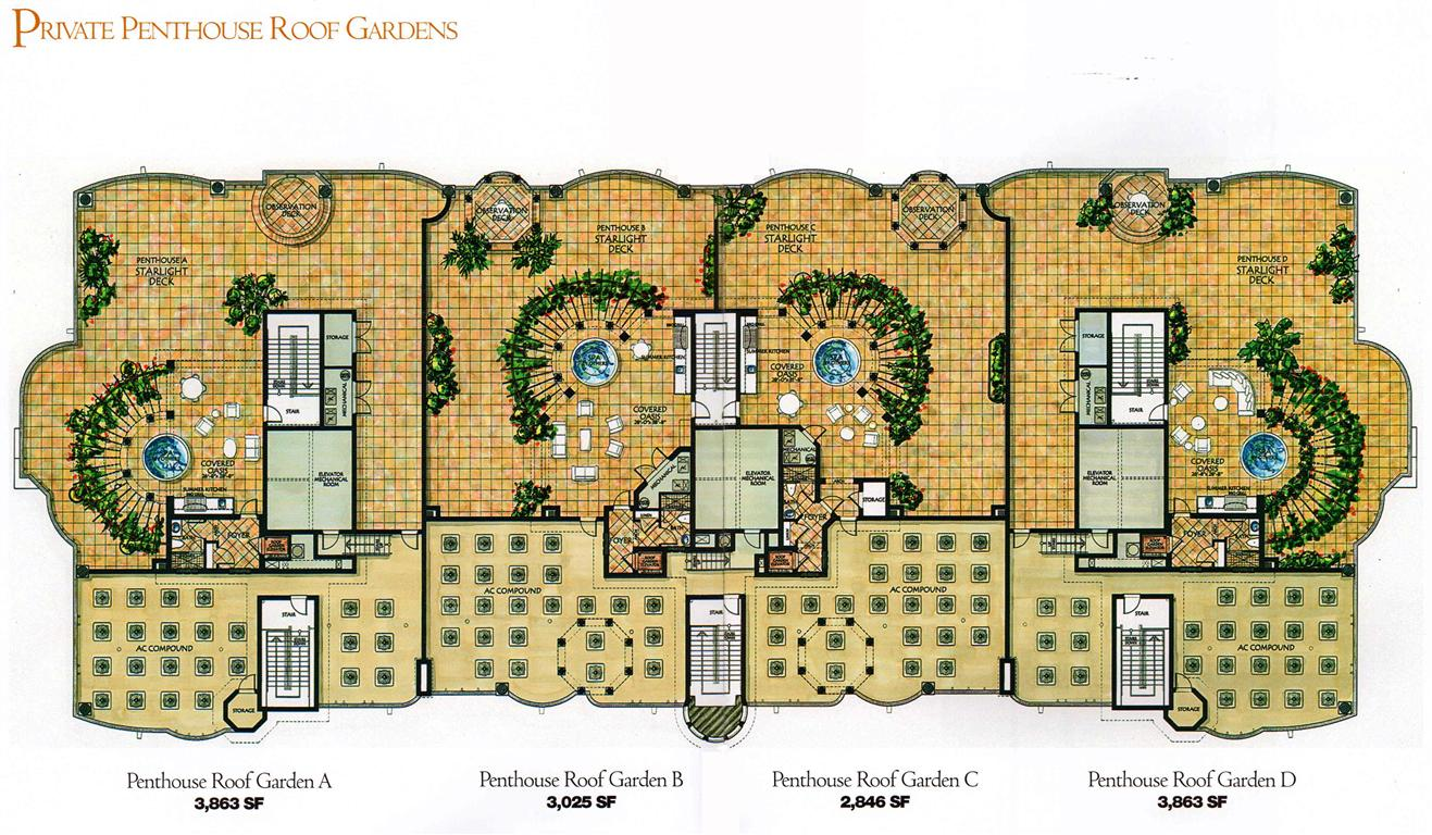 Tarpon Landings Floor Plans